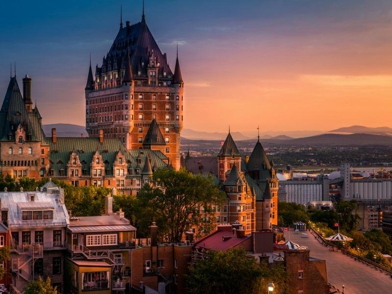 Keindahan Dan Daya Tarik Wisata Di Quebec Dari Funicular Hingga Wisata Kota