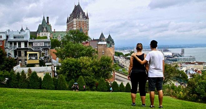 Sejarah Dari Funicular Di Quebec
