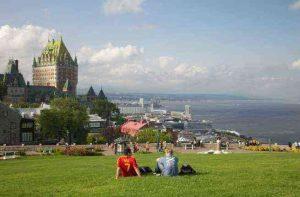 Daya Tarik Funicular Quebec di Kanada