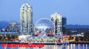 Kota Cantik di Provinsi British Columbia, Kanada